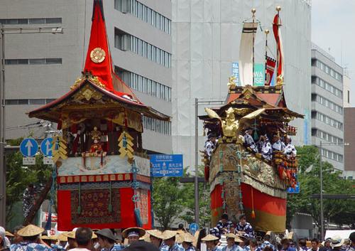 祇園祭・山鉾巡行 2004