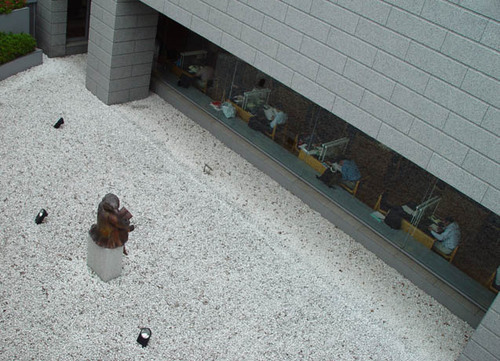 京都府立図書館 新館