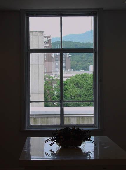 関西日仏会館より京大時計台