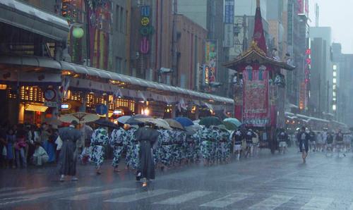 祇園祭・山鉾巡行 2006
