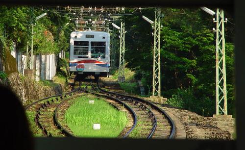 比叡山 ケーブルカー