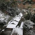 清水寺 雪2