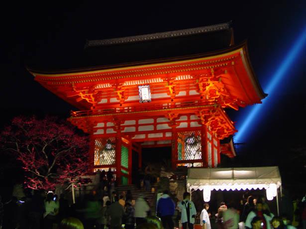 花灯路 2005春 清水寺
