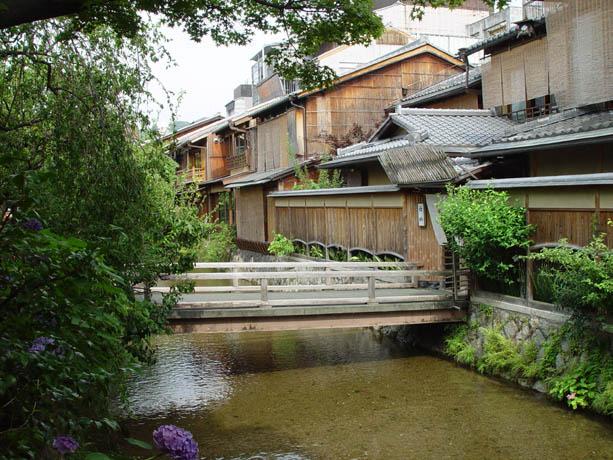 祇園白川あたり