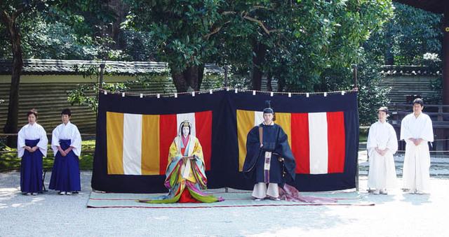 下鴨神社 ひな祭り
