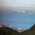 比叡山から 琵琶湖