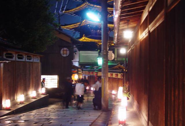 花灯路 2005春 八坂の塔